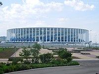 Стадион Нижний Новгород, 23 июня 2018