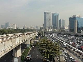 Chatuchak District Khet in Bangkok, Thailand