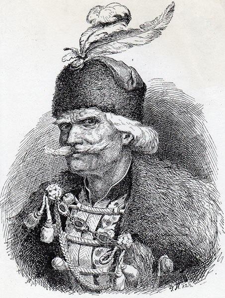 Старина Новак (рођен је око 1520. године)