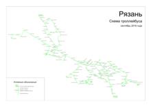 Схема маршрутов в рязани фото 658