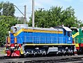 ТЭМ2-5894, Kazakhstan, Karaganda region, Karaganda depot (Trainpix 136396).jpg