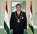 Эмомали Рахмон - Президент Таджикистана.JPG
