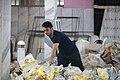 بسته بندی کمک های بشردوستانه و مردمی برای زلزله زدگان قصر شیرین Humanitarian aid- Iran Kermanshah 07.jpg