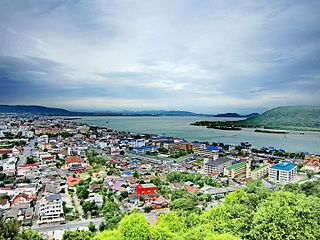 Songkhla Province Province of Thailand