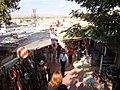 カイマクル地下都市入口前のお土産やさん - panoramio.jpg