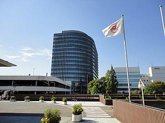 Toyota, Aichi - Image: トヨタ本社 panoramio