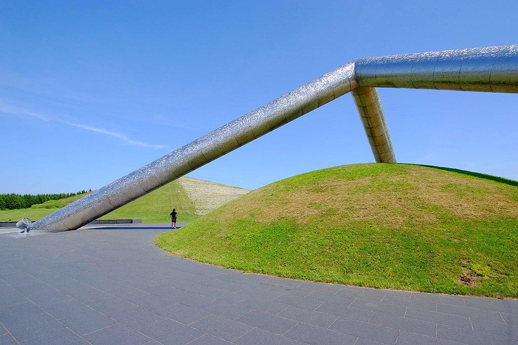 モエレ沼公園(Moerenuma Park) - panoramio