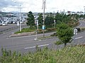 北海道道63号函館空港線・起点-1(函館空港国内線ターミナル側から).jpg