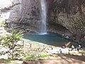 大龙湫下的水潭 - Pool under Dalongqiu Waterfall - 2010.04 - panoramio.jpg