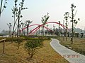 安徽省巢湖市含山县西郊-水景公园景色 - panoramio (8).jpg