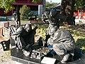 长椿寺雕塑 - panoramio (1).jpg