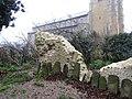 -2020-12-09 Guild Chapel, Saint Nicholas churchyard, Salthouse (5).JPG