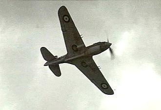John Lloyd Waddy - Image: 010233Tomahawk 1941