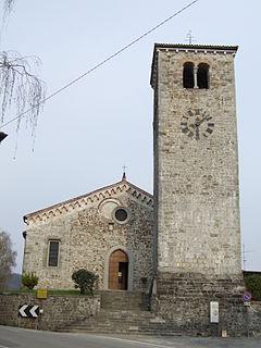 Nimis Comune in Friuli-Venezia Giulia, Italy