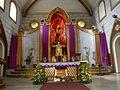 0176jfSaint Francis Church Tree Meycauayan Heritage Belfry Bulacanfvf 20.JPG