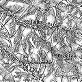 01887 Lalin bei Sanok Franzisco-Josephinische Landesaufnahme (1869 - 1887).jpg