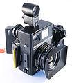 0260 Mamaya Universal 50mm f6.3 G-adapter Graflex 6x9 Polaroid (5413479023).jpg