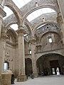 038 Església vella de Sant Pere (Corbera d'Ebre), nau.jpg