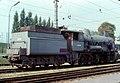 046L19151078 Eisenbahn, Tag der offenen Tür bei ÖBB, HW Floridsdorf, Lok 257.601.jpg