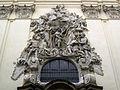 077 Kostel Svatého Jakuba Většího (Sant Jaume el Major), relleu del sant titular.jpg