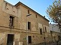 091 Rectoria de Santa Maria, c. de Dalt 47 (Badalona), façana c. Lladó.jpg