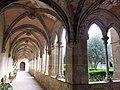 098 Sant Jeroni de la Murtra, galeria nord del claustre.JPG
