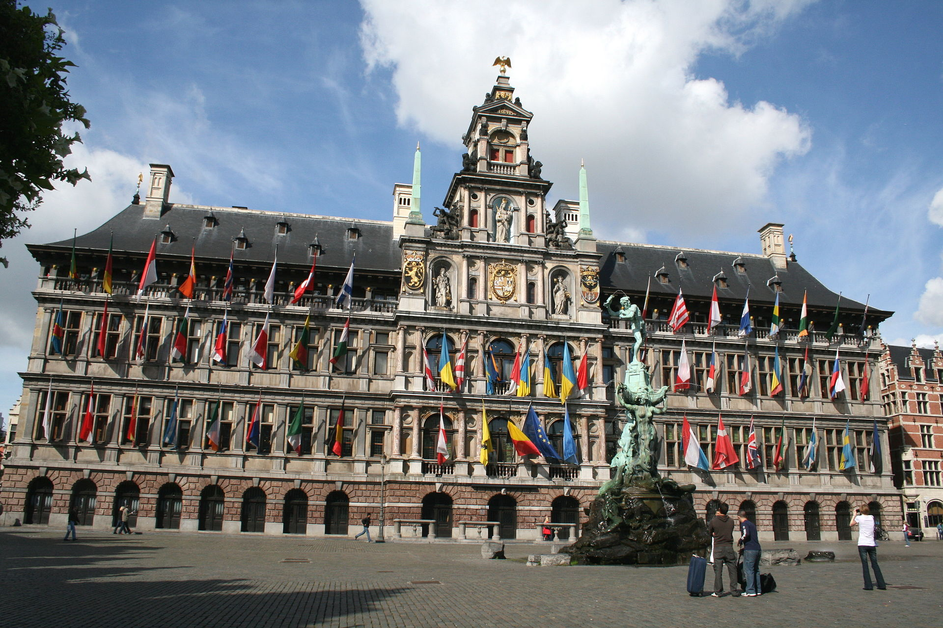 Anvers Hotel Pas Cher