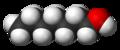 1-Heptanol-3D-vdW.png