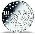 """10 Euro """"150. Geburtstag Gerhart Hauptmann"""" Wertseite.JPG"""