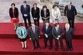11 Marzo 2018, Pdta. Bachelet y Ministros participan de foto oficial previo al cambio de mando. (39852905825).jpg