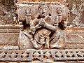 11th century Panchalingeshwara temples group, Kalyani Chalukya, Sedam Karnataka India - 23.jpg