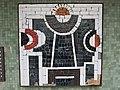 1210 Autokaderstraße 3-7 Tomaschekstraße 44 Stg 10 - Mosaik-Hauszeichen Komposition von Otto Beckmann 1968 IMG 1358.jpg