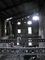 132 La Farga d'Arbúcies, interior en ruïnes.jpg