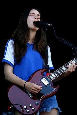 Danielle Haim - Haim on June 14, 2009