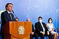 16 09 2020 Cerimônia de Posse do senhor Eduardo Pazuello, Ministro de Estado da Saúde (50349917933).jpg