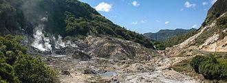 Sulphur Springs, Saint Lucia - Image: 17 04 07 106 Sulphur Springs, Saint Lucia