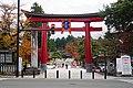 171104 Morioka-Hachimangu Morioka Iwate pref Japan01s3.jpg