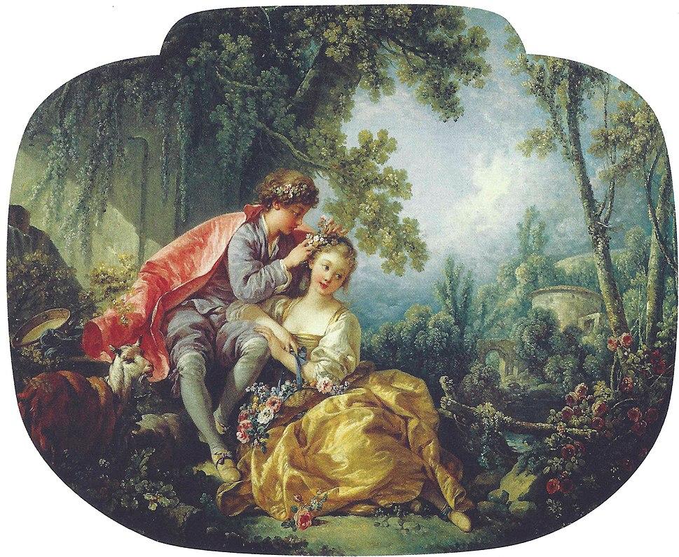 1755 Francois Boucher Spring anagoria