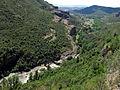 181 Vall de Sant Miquel, amb el riu Tenes, des del camí de l'Ermita.JPG