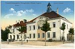18361-Königsbrück-1914-Neues Lager - Wache - Kaiserliches Postamt-Brück & Sohn Kunstverlag.jpg