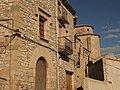 184 Guimerà, amb l'absis de Santa Maria a dalt a la dreta.jpg