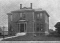 1891 Barre public library Massachusetts.png