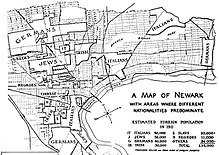 Map Of Newark Nj Newark, New Jersey   Wikipedia