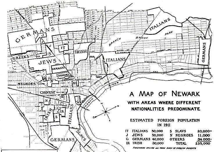 Newark New Jersey Howling Pixel