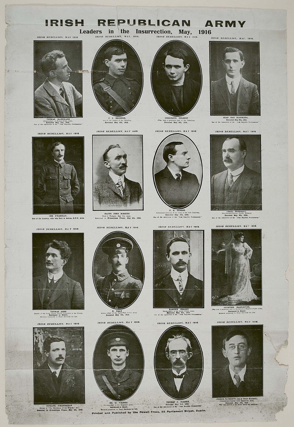 1916LeadersPoster