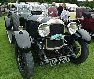 Lagonda - 2½-litre 16-65 1927
