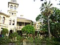 1939 - Shubra Hall, including stables and garden (5062079b3).jpg