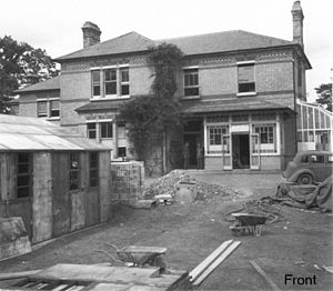 Y-stations - Arkley View 1943