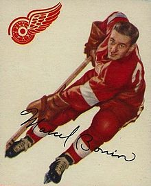 Description de l'image 1954 Topps Marcel Bonin.JPG.