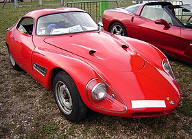 Abarth 1000 GT Coupé - Wikipedia